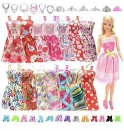 Barwa Barbie doll for clothes Babi doll for the Barbie doll