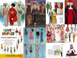 Barbie Ken Skipper Fits All Fashion and Teen Dolls Clothing
