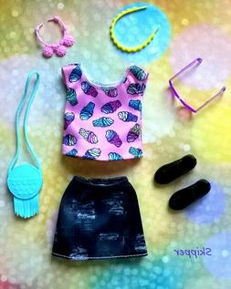 barbie skipper doll clothes accessories and shoes