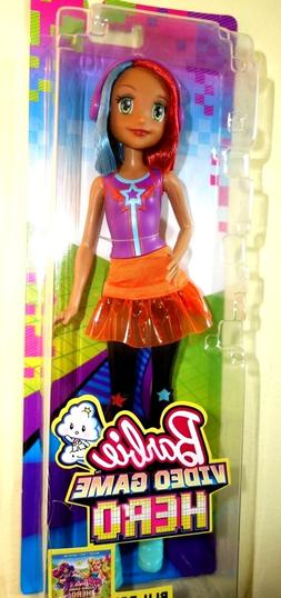 Barbie Video Game Hero Multi-Color Hair Doll