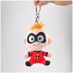 best quality plush keychains the incredibles 2