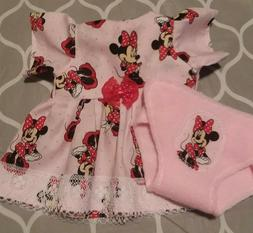 "Bitty Baby doll clothes Handmade to fit 15"" doll Miss Minnie"