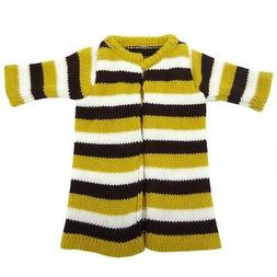 AOFUL Bitty Baby Doll Sweater Coat, Doll Clothes Fits 16-18""