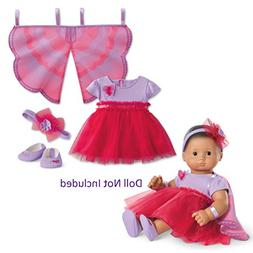 American Girl Bitty Baby - Flutter & Fly Outfit for dolls -