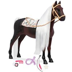 Our Generation Boho Hair Play Horse 20 inch, 20""
