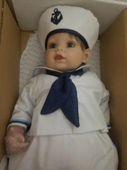 "Adora Boy Doll, Cloth and Vinyl, 20"""