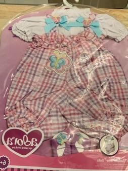 """Brand New Adora Toddler Time """"Butterfly Kisses"""" 20"""" Do"""