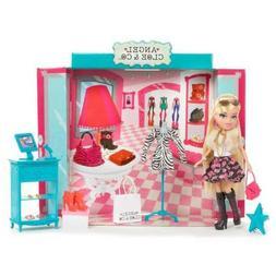 Bratz Boutique Doll Angel Cloe and Co beeping register cloth