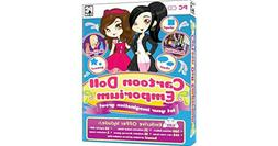 Cartoon Doll Emporium Video Game Windows PC Computer girls s