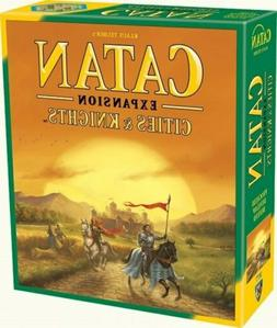Catan: Cities & Knights Game Expansion? 5th Edition