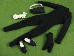 Artcreator_BM CC275 1/6 Movie Clothing-Bruce Lee Black Bodys