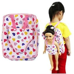 2d6003e05a6 Child s Backpack   Doll Carrier Sleeping Bag For 15