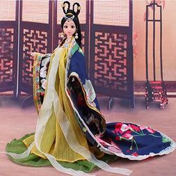 Lanlan Chinese Traditional Classical Princess Dress Costume