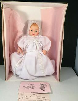 """Madame Alexander Christening Celebration Huggums 19"""" Baby Do"""