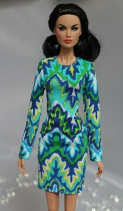 Clothes for Fashion Royalty Doll,Poppy Parker, Dress for Dol