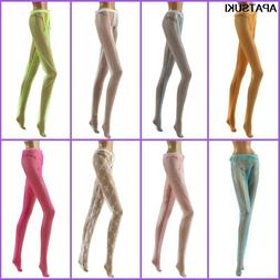 "Colorful Fashion Doll Accessories Pantyhose For 11.5"" 1/6 Do"