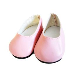 My Brittany's Cotton Candy Pink Flats for Wellie Wisher Doll