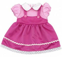 Ebuddy Cute Pink Colour Dress Doll Clothes For 16 Inche  Hig