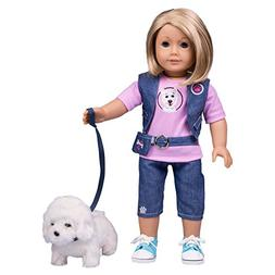 Dog Walker Inspired Doll Clothes American Girl Inspired Outf