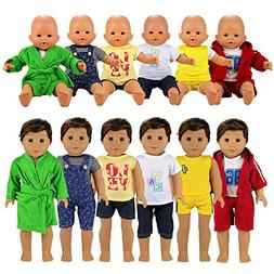 doll 6 sets daily