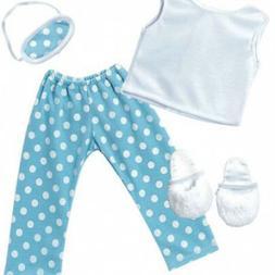 "Adora Amazing Girls 18"" Doll Clothes - Slumber Party Pajamas"