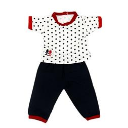 Doll Clothes, AOFUL 3D Dots Short Shirt with Trousers Daily