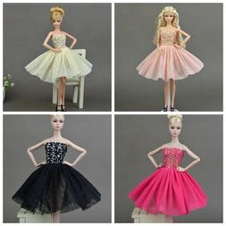 "Doll Accessories Fashion Dress For 11.5"" Doll Costume Dresse"
