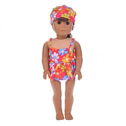 OUBAO Doll Clothes Clothing andmade Clothes Swimwear Swimsui