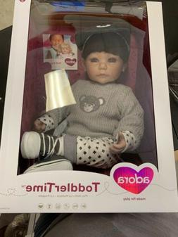 Adora Doll Boy Toddler Bubba Bear  Boy Weighted Body Vinyl C