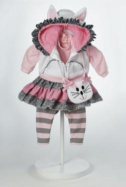 """20"""" Baby Doll The Cat's Meow Costume"""