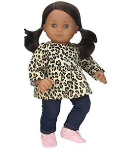 Sophia's 15 inch Doll Clothing Cheetah Print Tunic & Legging