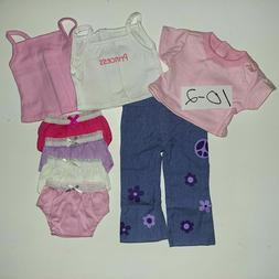 Doll Clothes #10-2 fits 18inch American Girl Lot