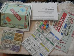 Doll clothes accessories Monopoly game fits 18 inch dolls an