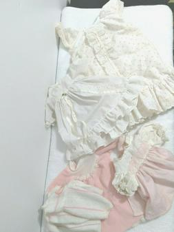 DOLL CLOTHES AND ACCESSORIES FITS 12' & 18 INCH DOLLS Lot of