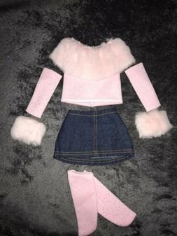 Doll Clothes and Accessories For 18 Inch Dolls Fits American