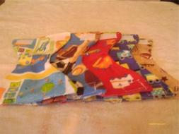 "DOLL CLOTHES BABY DIAPERS SET OF 5 FITS SIZE 10"" 11"" 12"" BOY"