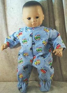 "Doll Clothes Baby Made 2 Fit American Girl Boy 15"" inch Bitt"
