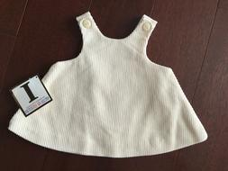 DOLL CLOTHES by Lee Middleton YELLOW CORDUROY JUMPER for 18-