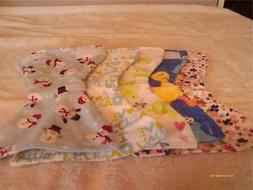"""DOLL CLOTHES  DOLL DIAPERS SET OF 5 FITS SIZE 12"""" 13"""" 14""""  D"""
