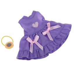 Doll Clothes Dress Doll Accessories Kids Gifts for MellChan