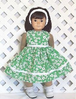 doll clothes fits 18 american girl doll