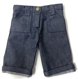 Doll Clothes fits 18 inch American Girl Dolls-Denim Jeans Ca