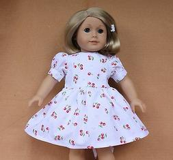 Doll Clothes fitting 18 in American Girl Dolls Sweet Cherrie