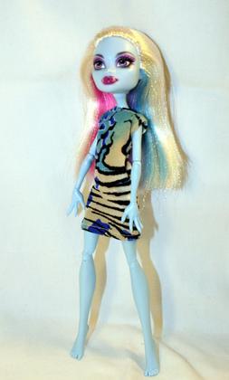 Handmade Doll Clothes For 10.5 Inch Female Fashion Dolls Blu