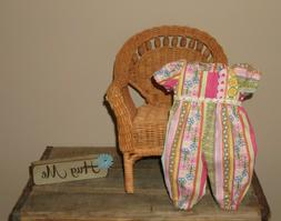"""Handmade Doll Clothes for 12"""" - 14"""" Baby Dolls - """"Hug Me Day"""