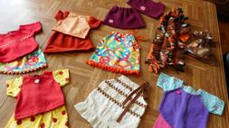 Doll Clothes for 18 in. Dolls/American Girl etc. Lot of 8 Ha