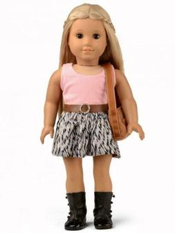 Sweet Dolly Doll Clothes for 18 Inch American Girl Dolls 3pc