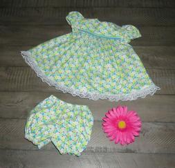"""Handmade Doll Clothes for 23"""" - 24"""" Baby Dolls - """"Stroll in"""