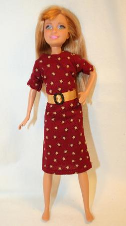 Handmade Doll Clothes For 9 Inch Female Fashion Dolls Stars