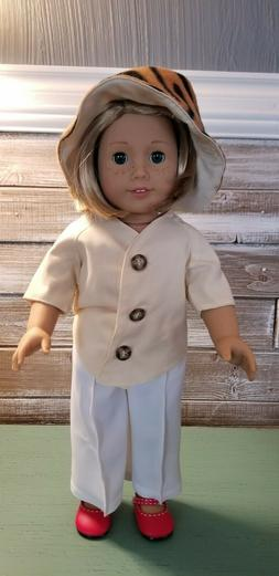 Doll clothes for the American Girl doll or 18 inch doll. Han
